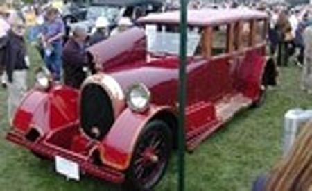 1923 Heine-Velox V-12 Limousine