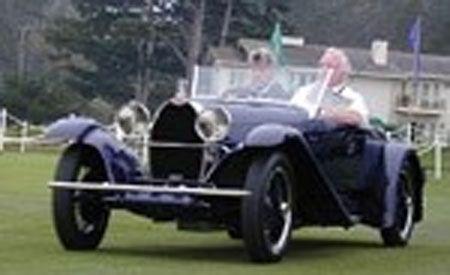 1928 Bugatti Type 38A Murphy Roadster
