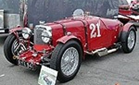 1932 Aston Martin L2-223