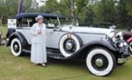 1932 Lincoln Dual-Cowl Phaeton