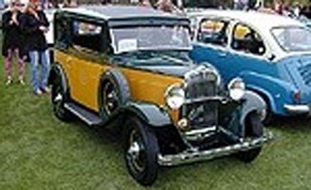 1933 Fiat Balilla Series I