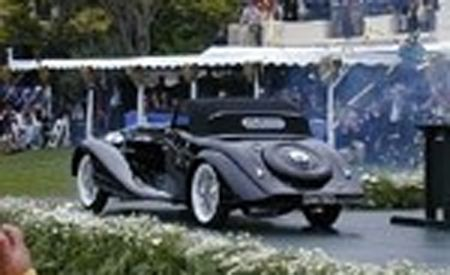 1934 Voisin C-15 Roadster by Établissement Saliot
