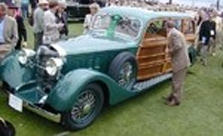 1937 Hispano-Suiza K-6 Franay Break de Chasse