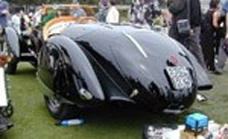 1937 Talbot-Lago T150 C SS Figoni et Falaschi Roadster