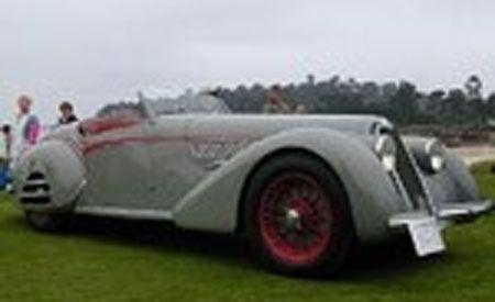 1938 Alfa Romeo 8C2900B