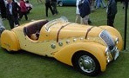 1938 Peugeot 402 Pourtout Darl'mat Roadster