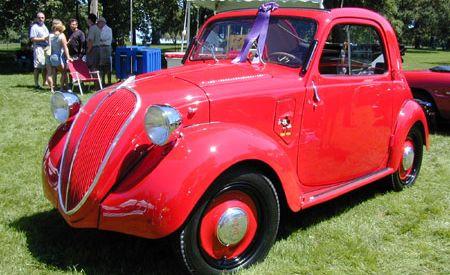 1948 Fiat Topolino 500B