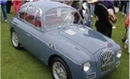 1949 Fiat Panoramica Zagato Berlinetta