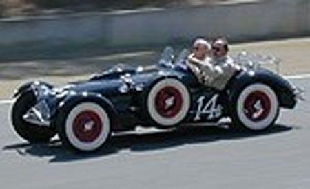 1951 Cadillac-Allard J2