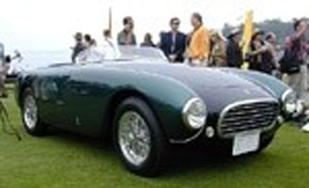 1951 Ferrari 212 Export Vignale Spyder
