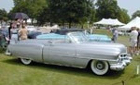 1952 Cadillac 2-Passenger Convertible