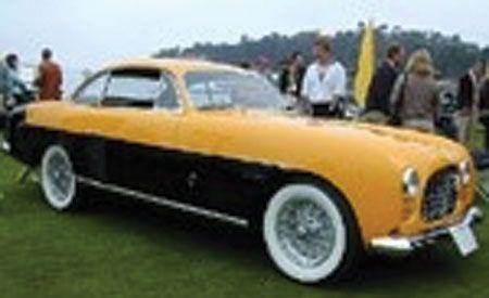 1952 Ferrari 212 Inter Ghia Coupe