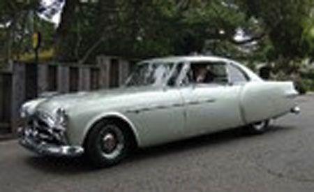 1952 Packard Parisian Pinin Farina-Style Coupe