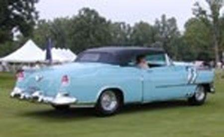 1953 Cadillac Eldorado Supercharged