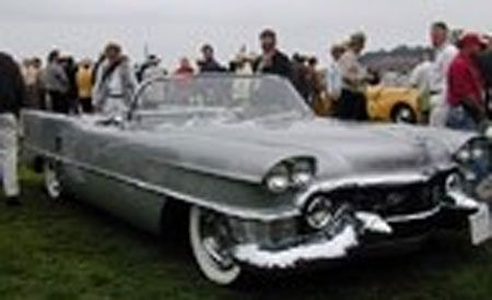 1953 Cadillac Le Mans Convertible