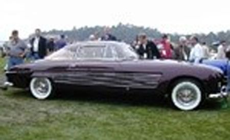 1953 Cadillac Series 62 Ghia Coupe