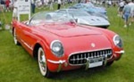 1953 Chevrolet Corvette EX122