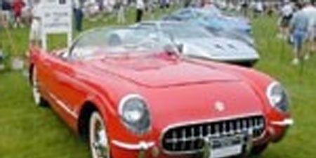1953 Chevrolet Corvette Ex122