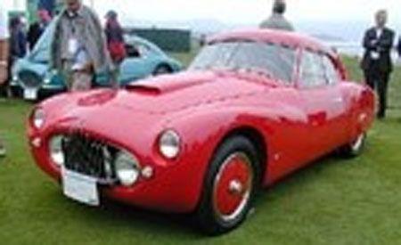 1953 Fiat 8V Rapi Berlinetta