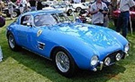 """1954 Ferrari 250GT """"TDF"""""""