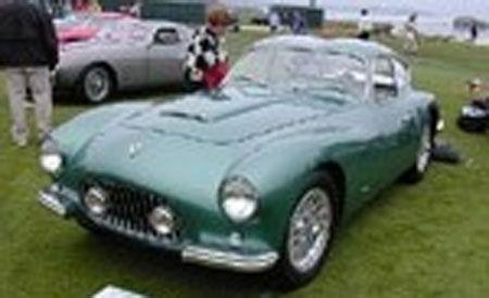 1954 Fiat 8V Elaborata Zagato Coupe
