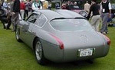 1954 Fiat 8V Zagato Coupe