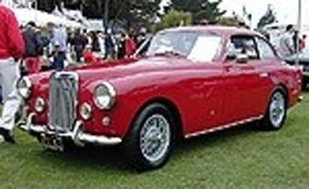 1955 Arnolt MG Coupe