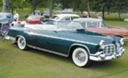 1955 Imperial Prototype Convertible