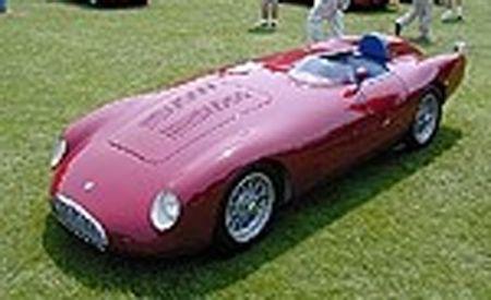 1955 OSCA MT-4 TN Le Mans