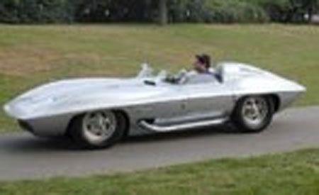 1959 Chevrolet Corvette Sting Ray Prototype