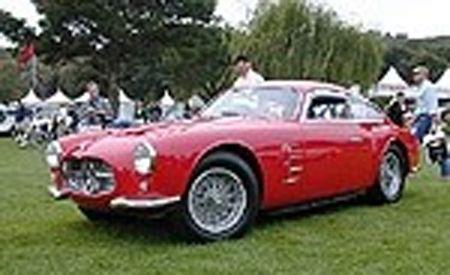 1960 Abarth Zagato 750GT Spider