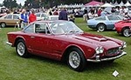 1963 Maserati Sebring Series I