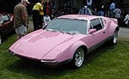 1974 DeTomaso Pantera