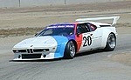 1980 BMW M1 Group 4