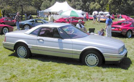 1988 Cadillac Allanté