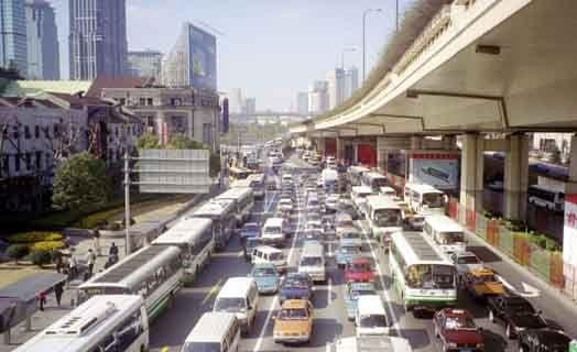 China Gets Motoring