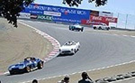 Corvette Race Car Parade
