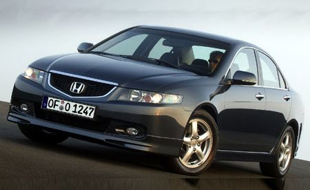 Honda Accord 2.4 Type-S