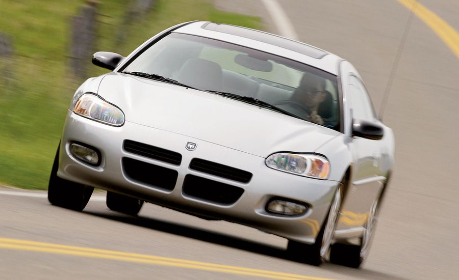 2002 Dodge Stratus Rt