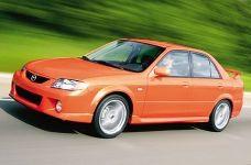 Mazdaspeed Protegé
