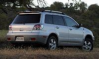 Mitsubishi Outlander XLS AWD