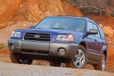 2003 Subaru Forester 2.5X