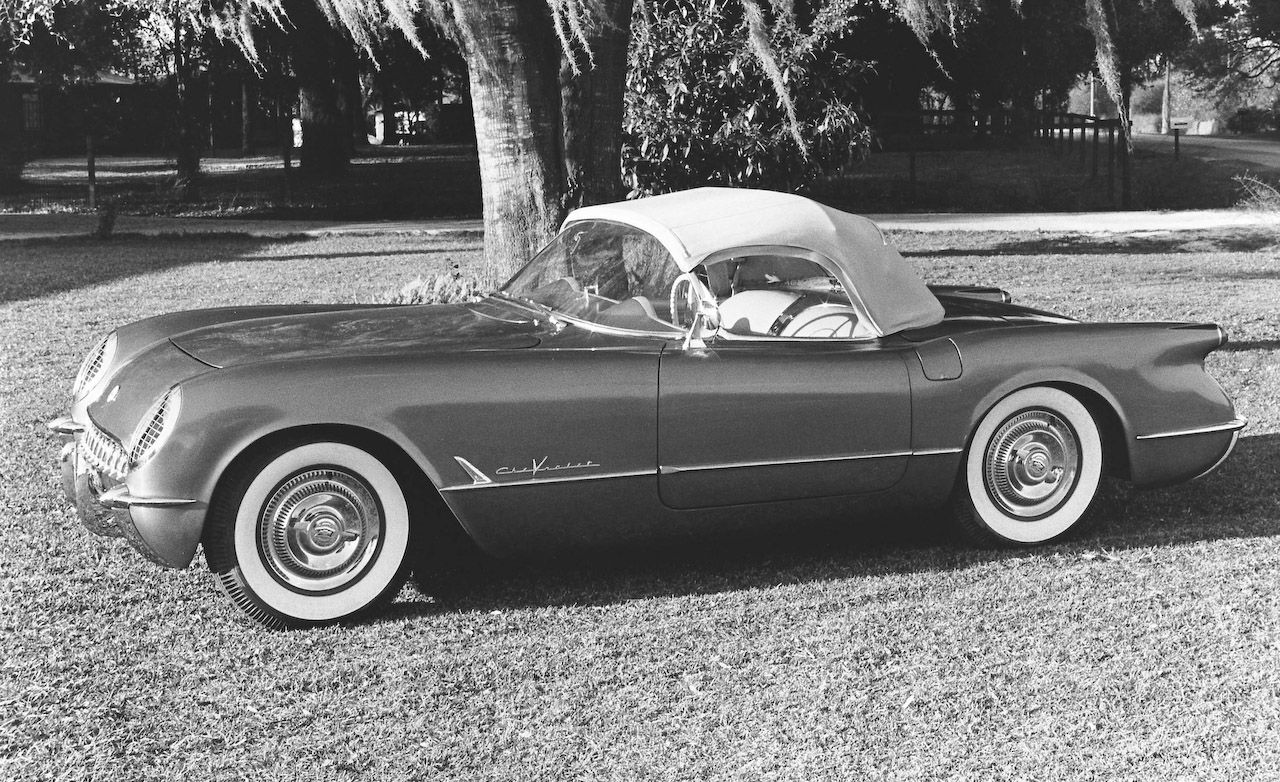 1953 Chevrolet Corvette | Road Test | Reviews | Car and Driver