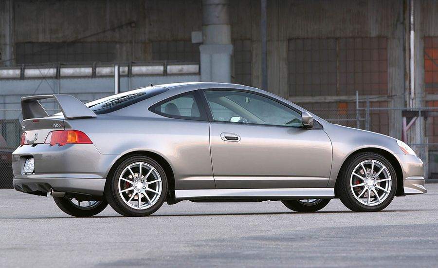 Acura RSX TypeS Factory Performance - 2006 acura rsx type s wheels