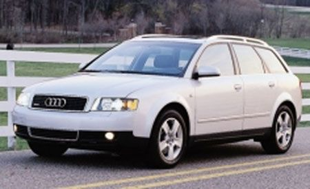 Audi A4 Avant 3.0 Quattro