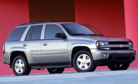 Chevrolet TrailBlazer EXT V-8