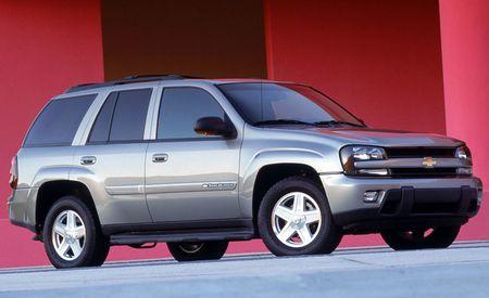 Chevrolet TrailBlazer EXT V-8