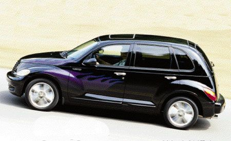 2003 Chrysler PT Turbo on chrysler 300m, chrysler concorde, chrysler lebaron, chrysler convertible, chrysler pacifica, chrysler crossfire, chrysler town and country, custom cruiser, chrysler retro, chrysler cars, chrysler bravada, chrysler patriot, chrysler lhs, chrysler hhr, chrysler voyager, chrysler sebring, chrysler cirrus, chrysler neon,