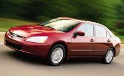 Honda Accord EX V-6