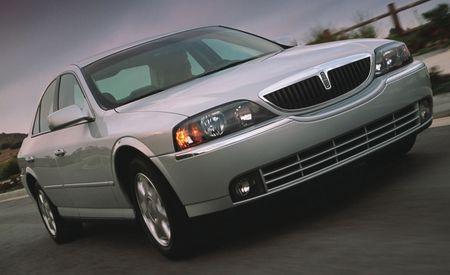 Lincoln LS V-8 Sport